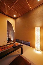 安心仕様3:漆喰や薩摩中霧島の塗壁2