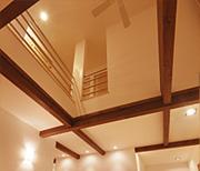 安心仕様4:高い天井
