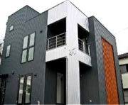 安心仕様15:外壁 ガルバリウム鋼板