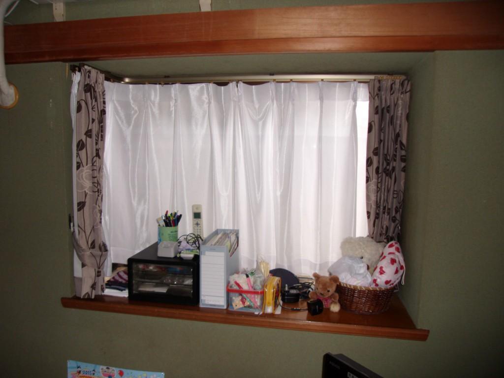 施工前写真 窓