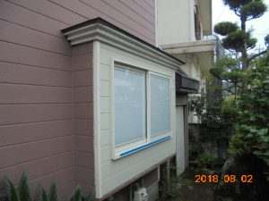 窓廻り補修~窓新設2