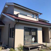 屋根・壁塗装 完成