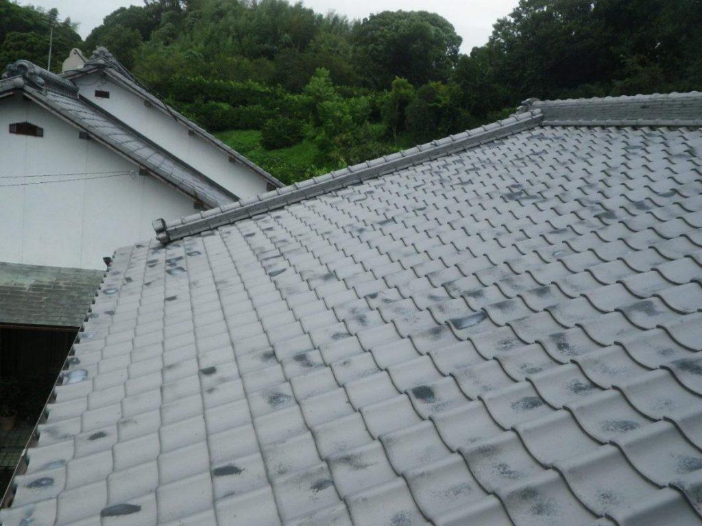 屋根既存状況