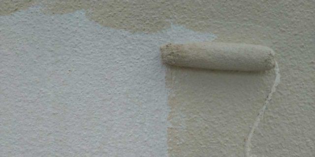 【鹿児島県曽於郡】大崎町にあるスレート屋根の住宅で足場設置・養生・高圧洗浄を行います外壁中塗り_1_確定