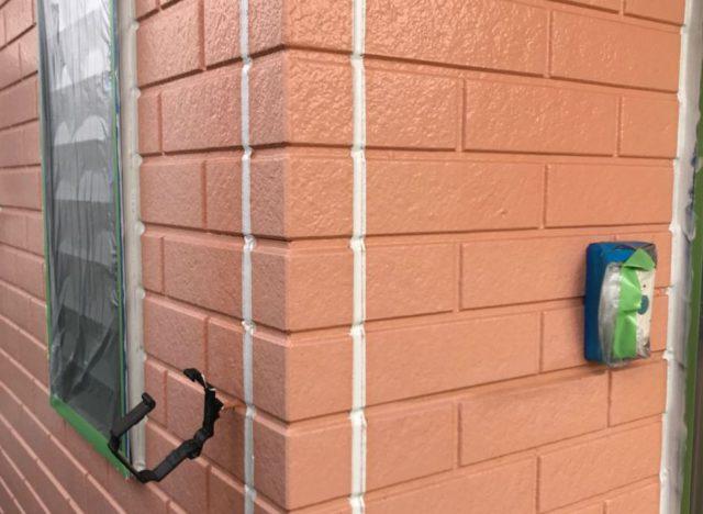 【宮崎県都城市】久保原町にある住宅で塗装前のシーリング補修を行いますシーリング完了_1_確定