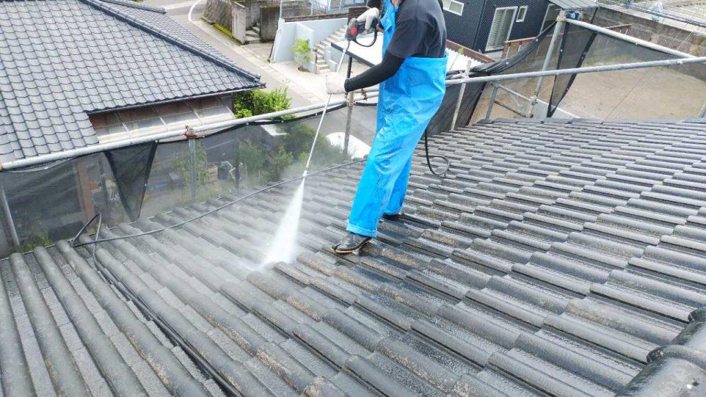 鹿児島市塗装工事 屋根塗装工事