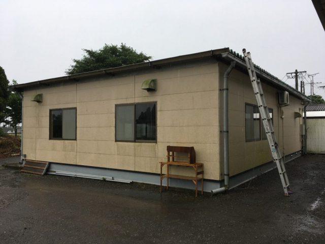 倉庫や工場における塗装工事の事例3