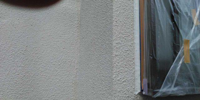 【鹿児島県霧島市】郡田にある住宅でモルタル外壁とセメント瓦屋根を塗装した工事シーリング