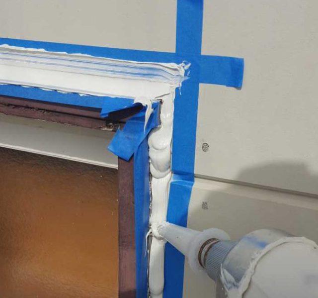 【宮崎県宮崎市】月見ヶ丘にある20坪の住宅で57平方メートルの外壁と92平方メートルの屋根を塗装した工事シーリング充填