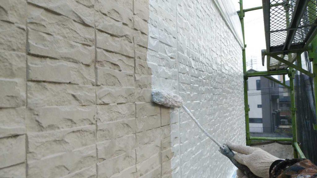 鹿児島市外壁塗装工事