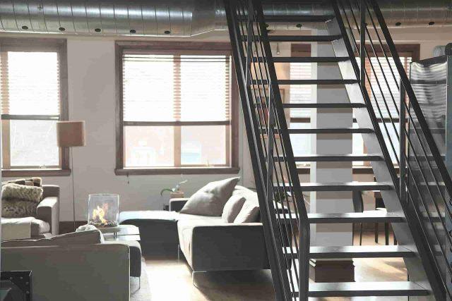 階段リペア