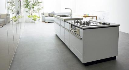 白いキッチン3