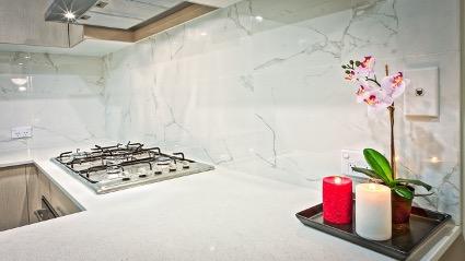 白いキッチン5