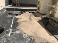 シート防水の改修事例