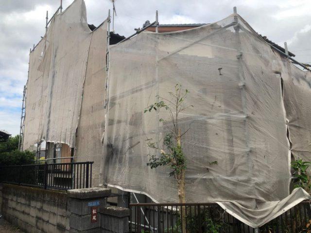 霧島市外壁塗装工事
