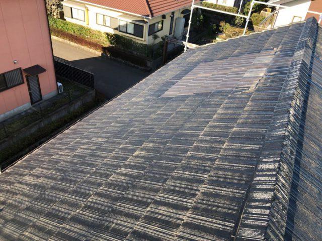 宮崎市の屋根塗装工事
