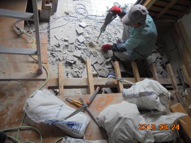 鹿児島市リフォーム工事玄関工事