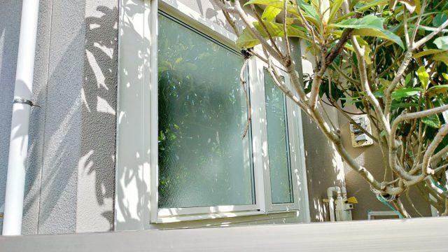 鹿児島市 ユニットバスリフォーム 窓部分