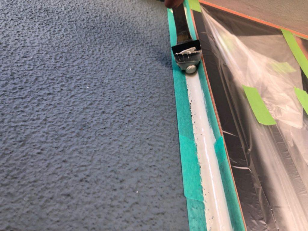 鹿児島市外壁コーキング補修