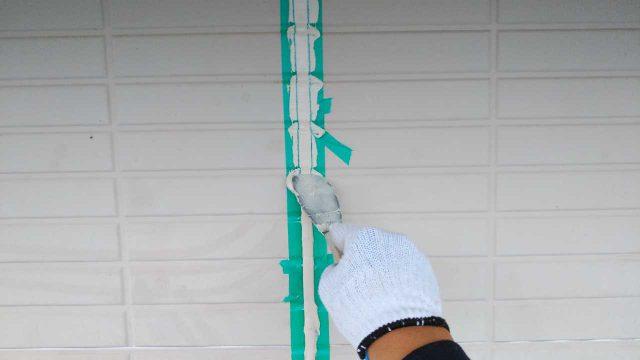 日置市伊集院町の外壁塗装