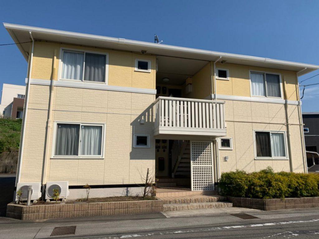 宮崎市ダイワハウスアパート塗装