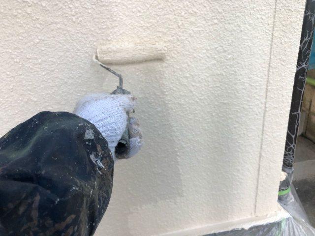 鹿児島市の外壁塗装工事