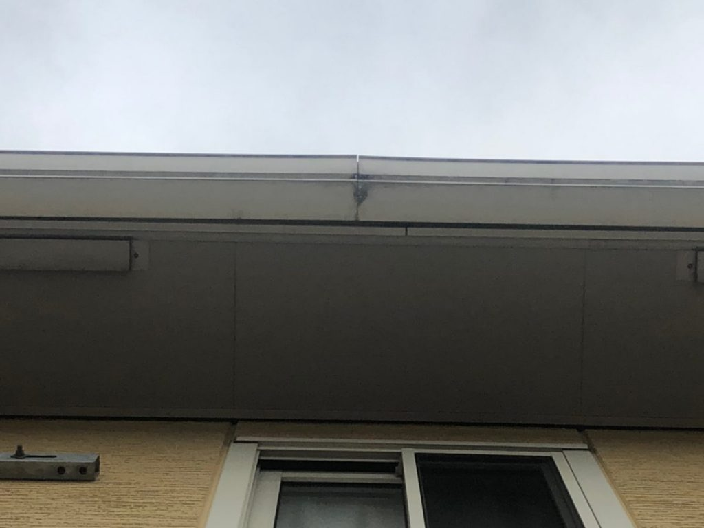 宮崎市ダイワハウスアパート塗装雨樋破損