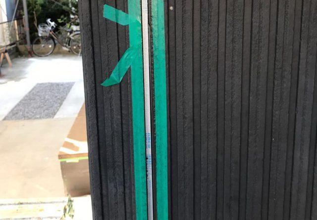 【宮崎県宮崎市】清武町で外壁とガルバリウム屋根、シーリング補修などをした工事シーリング4