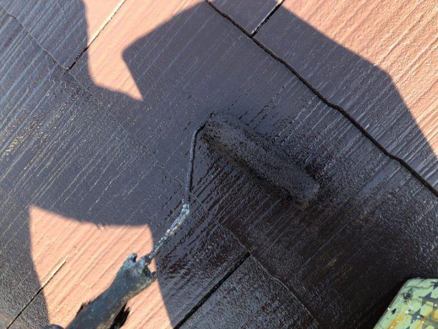 【宮崎県宮崎市】学園木花台屋根上塗り