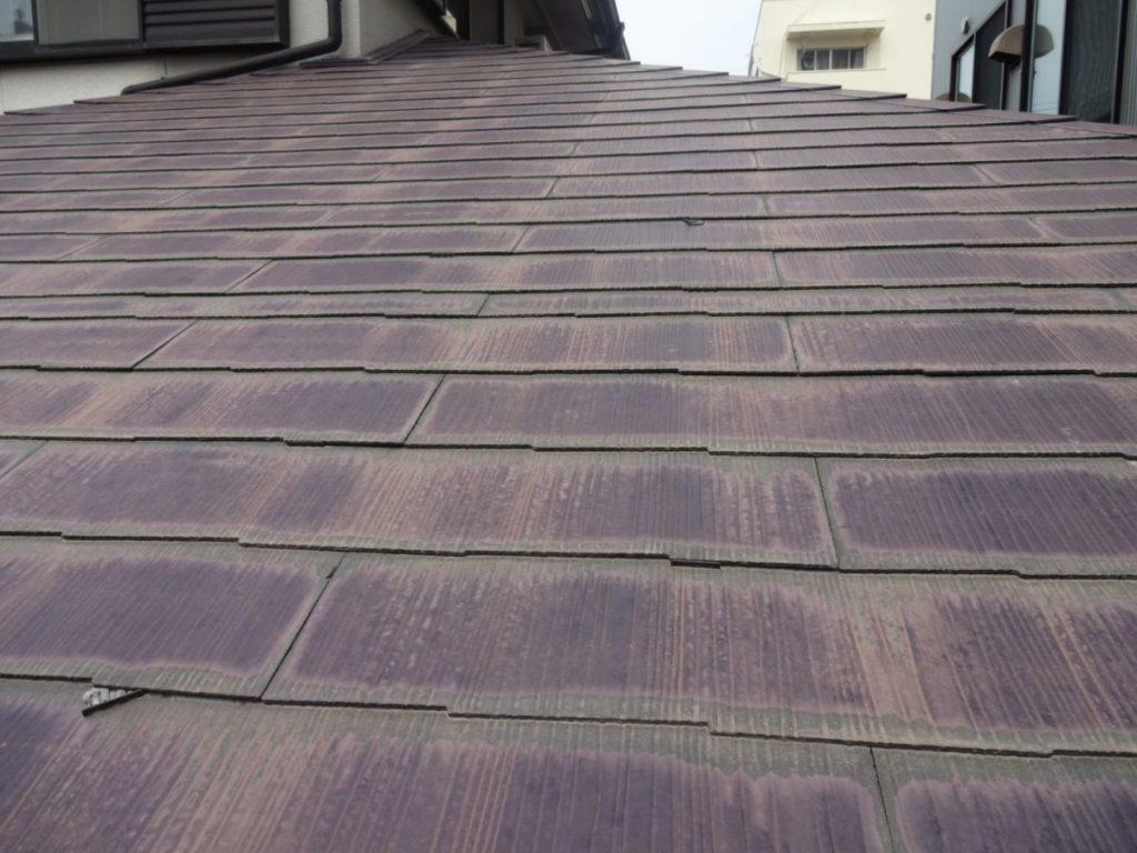 鹿児島市の屋根点検の様子