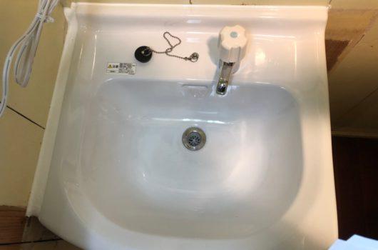 洗面台陶器