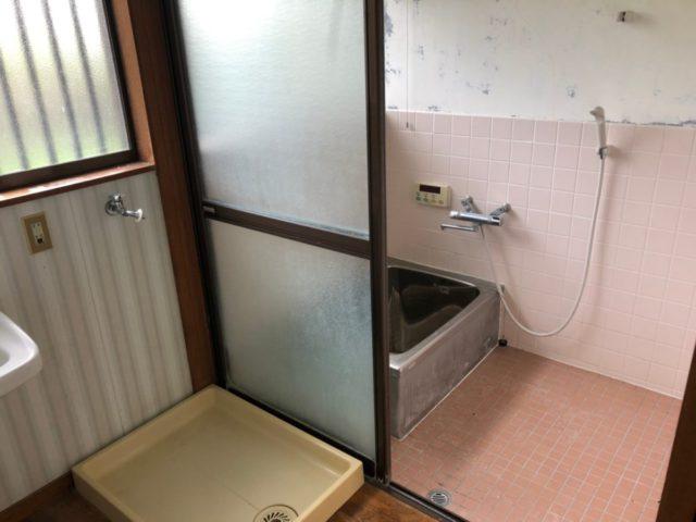 お風呂のリフォーム工事
