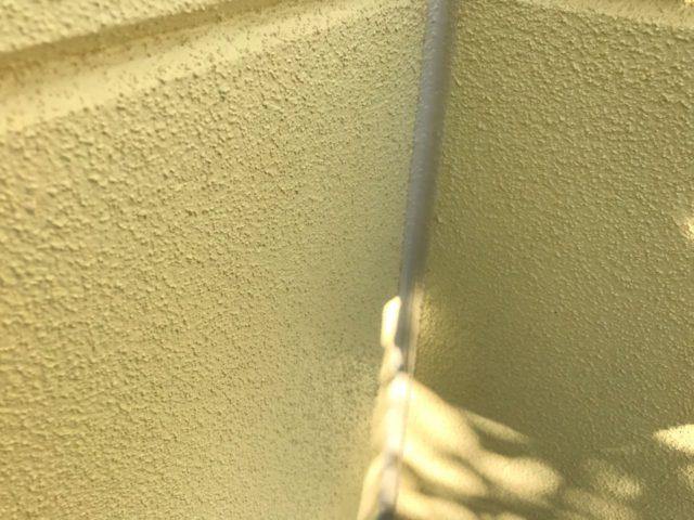 【宮崎県宮崎市】薫る坂にあるALC外壁の住宅で外壁・屋根・付帯部塗装をした工事シーリング