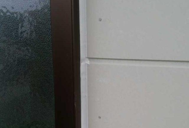 【宮崎県宮崎市】大字芳士にあるバルコニーがアスファルト防水の住宅でシーリングをしますシーリング完了_1_予備1