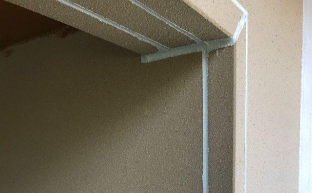 【宮崎県宮崎市】清武町池田台にある38坪の住宅で窯業系サイディングのシーリングをしますシーリング完了_1_予備1