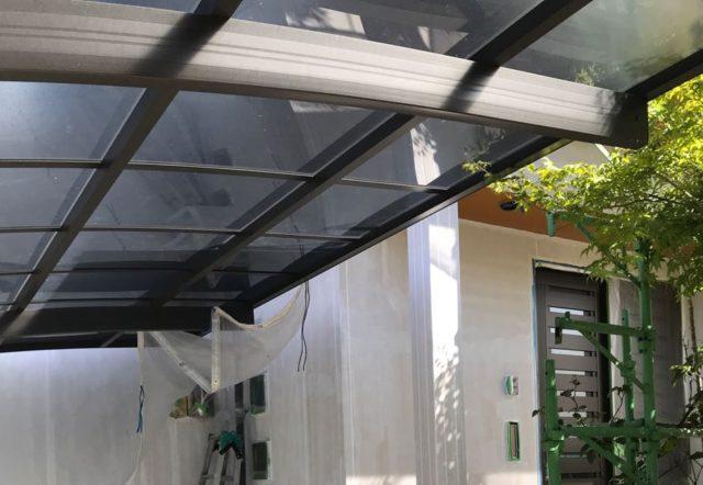 【宮崎県宮崎市】清武町池田台にある38坪の住宅で窯業系サイディングのシーリングをします外壁下塗り_1_確定