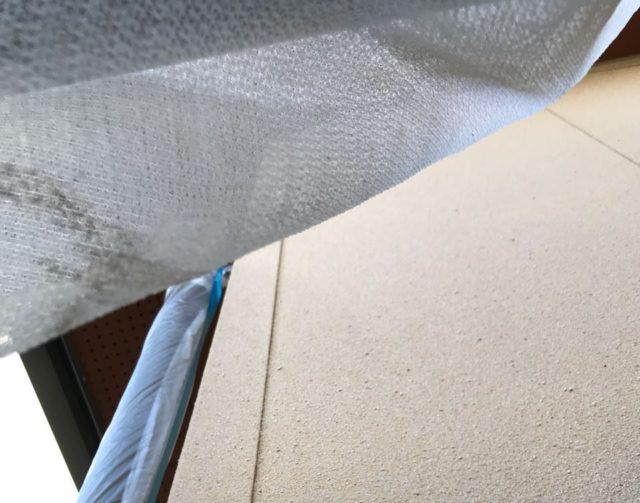 【宮崎県宮崎市】清武町池田台にある38坪の住宅で窯業系サイディングのシーリングをしますシール既設状況_1_予備1