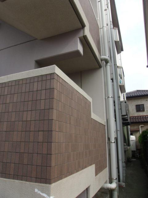鹿児島市のマンション塗装前