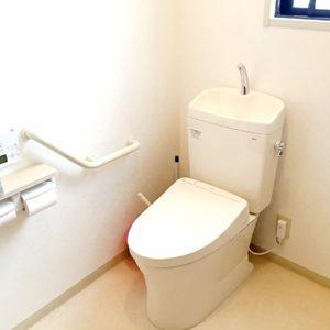 鹿児島市のトイレリフォーム完成写真