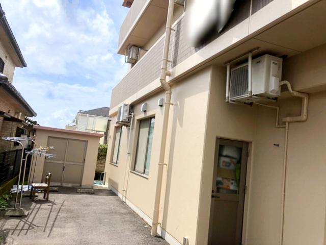吉野アパート塗装完成
