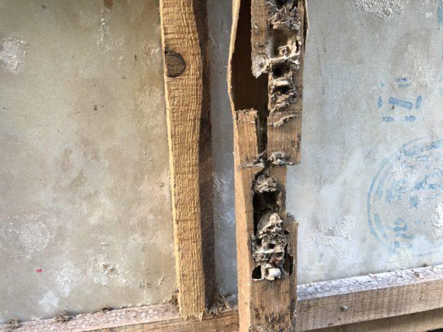 全面リフォーム壁解体