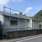 大規模改修外壁施工