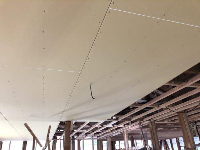 天井リフォーム PBボード