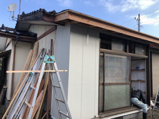 鹿児島市 増築リフォーム工事