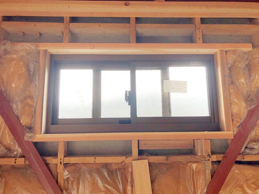 鹿児島リフォーム 窓の様子