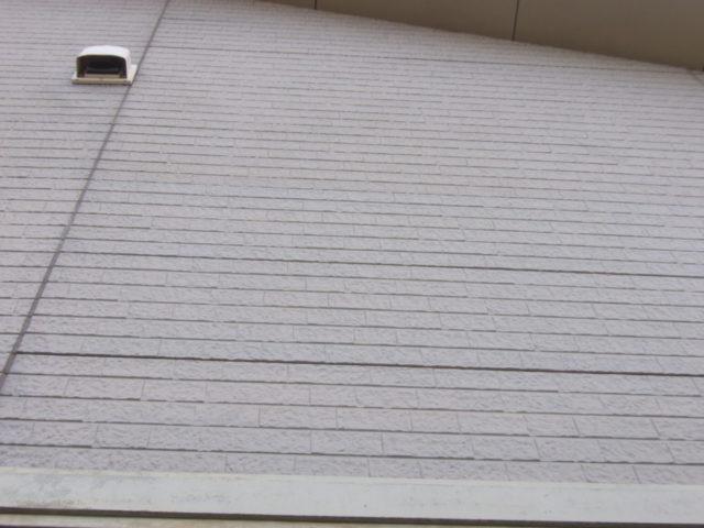 外壁の劣化の様子
