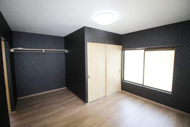 鹿児島寝室リフォーム 完成